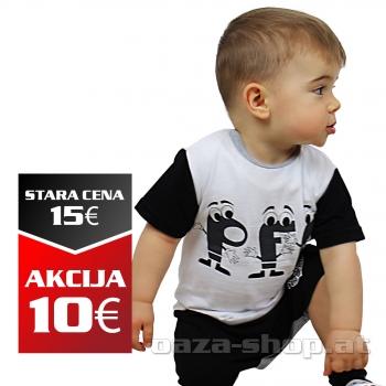 Dečiji komplet majica i šorts PFC