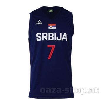 Košarkaški dres PEAK plavi 2019/2020