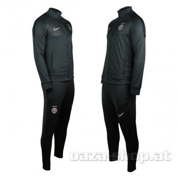 Nike trenerka PFC 2020/21 siva